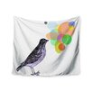 "KESS InHouse ""Candy Birds"" by Sreetama Ray Wall Tapestry"