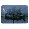 KESS InHouse Whale Watch by Suzanne Carter Bath Mat