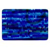 KESS InHouse Squares Traffic by Frederic Levy-Hadida Bath Mat