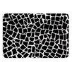 KESS InHouse British Mosaic by Project M Bath Mat