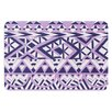 KESS InHouse Tribal Simplicity by Pom Graphic Design Bath Mat