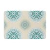 KESS InHouse Soft Mandalas by Julia Grifol Memory Foam Bath Mat