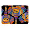 KESS InHouse The Elephant In The Room by Pom Graphic Design Bath Mat