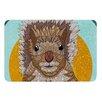 KESS InHouse Squirrel by Art Love Passion Bath Mat