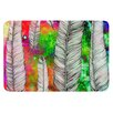 KESS InHouse Feather by Suzanne Carter Bath Mat