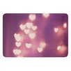 KESS InHouse Your Love is Electrifying by Beth Engel Bath Mat