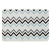 KESS InHouse Chevron by Heidi Jennings Bath Mat