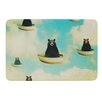 KESS InHouse Bears by Natt Bath Mat