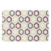 KESS InHouse Hexy Small by Laurie Baars Bath Mat
