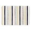KESS InHouse Textured Stripes by Laurie Baars Bath Mat