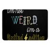 KESS InHouse Weird by Skye Zambrana Bath Mat