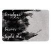 KESS InHouse Bridges by Skye Zambrana Bath Mat