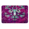 KESS InHouse Space Cat by Danny Ivan Bath Mat