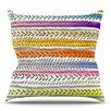 KESS InHouse Dash 3 by Sreetama Ray Outdoor Throw Pillow