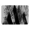 KESS InHouse Trees V2 by Pia Schneider Bath Mat