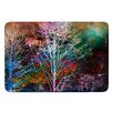 KESS InHouse Trees in the Night by Sylvia Cook Bath Mat