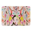 KESS InHouse Alice in Wonderland by Vasare Nar Bath Mat