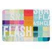 KESS InHouse Flash by KESS InHouse Bath Mat