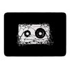 KESS InHouse Cassette by BarmalisiRTB Bath Mat