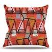 KESS InHouse Arnaud by Gill Eggleston Outdoor Throw Pillow