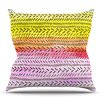 KESS InHouse Sunshine by Sreetama Ray Outdoor Throw Pillow