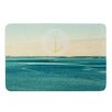 KESS InHouse Row Your Own Boat by Robin Dickinson Bath Mat