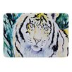 KESS InHouse Tiger by Padgett Mason Bath Mat