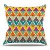 KESS InHouse My Diamond by Julia Grifol Outdoor Throw Pillow