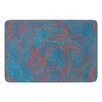 KESS InHouse Mandala by Patternmuse Bath Mat