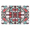 KESS InHouse Round Tiles by Miranda Mol Bath Mat