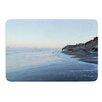 KESS InHouse Sand Surf Sunshine Bath Mat