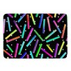KESS InHouse Confetti Party by Noonday Design Bath Mat