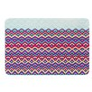 KESS InHouse Horizons by Pom Graphic Design Bath Mat