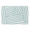 KESS InHouse Stripes by Louise Machado Bath Mat