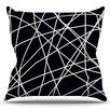KESS InHouse Paucina by Trebam Outdoor Throw Pillow