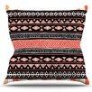 KESS InHouse Mojave Outdoor Throw Pillow