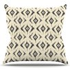 KESS InHouse Moonrise Diaikat by Amanda Lane Outdoor Throw Pillow