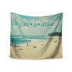 "KESS InHouse ""Paradise"" by Sylvia Cook Wall Tapestry"