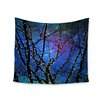 """KESS InHouse """"Holiday Lights"""" by Sylvia Cook Wall Tapestry"""