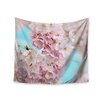 "KESS InHouse ""A Pastel Spring"" by Sylvia Cook Wall Tapestry"