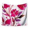 KESS InHouse Pocket Full Of Posies 11 by Ebi Emporium Wall Tapestry