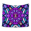 KESS InHouse Kaleidoscope Dream by Art Love Passion Wall Tapestry