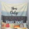 KESS InHouse YOLO by Debbra Obertanec Wall Tapestry