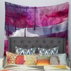 KESS InHouse Purple by Li Zamperini Wall Tapestry