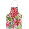 KESS InHouse Walk Through The Garden by Heidi Jennings Flowers Artistic Apron