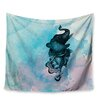 KESS InHouse Elephant Guitar III by Graham Curran Wall Tapestry
