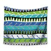 KESS InHouse Salsa - by Jacqueline Milton Wall Tapestry