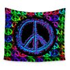 KESS InHouse Heavenly Peace by Anne LaBrie Wall Tapestry