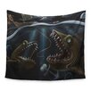 KESS InHouse Sink or Swim by Graham Curran Wall Tapestry
