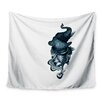 KESS InHouse Elephant Guitar by Graham Curran Wall Tapestry